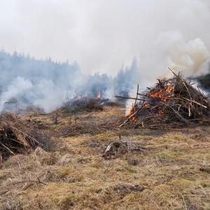 Sälboda Gård – Eldning