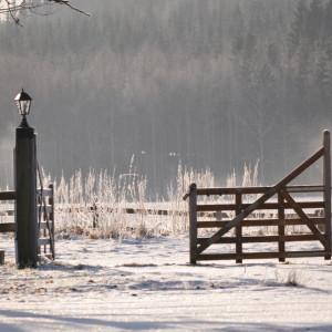 Sälboda Herrgård – Vinter