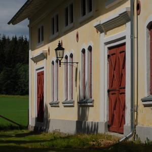 Sälboda Herrgård – Stallet