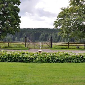 Sälboda Herrgård – Fontän